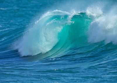 Breaking Wave, Atlantic Ocean, Portugal