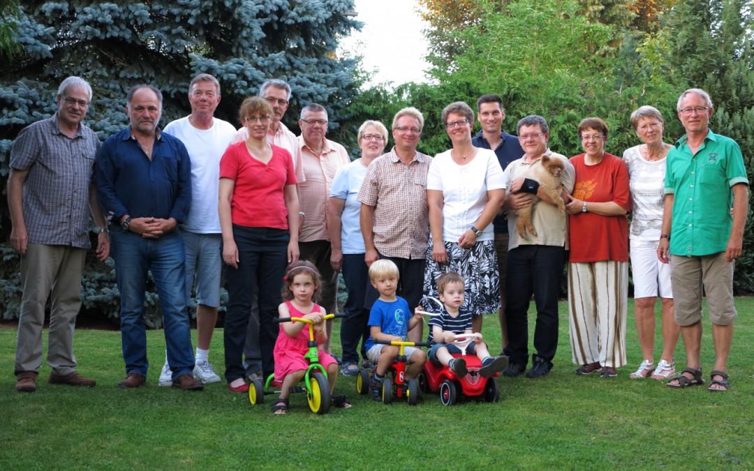 Sommertreffen des Naturfoto-Teams 2015