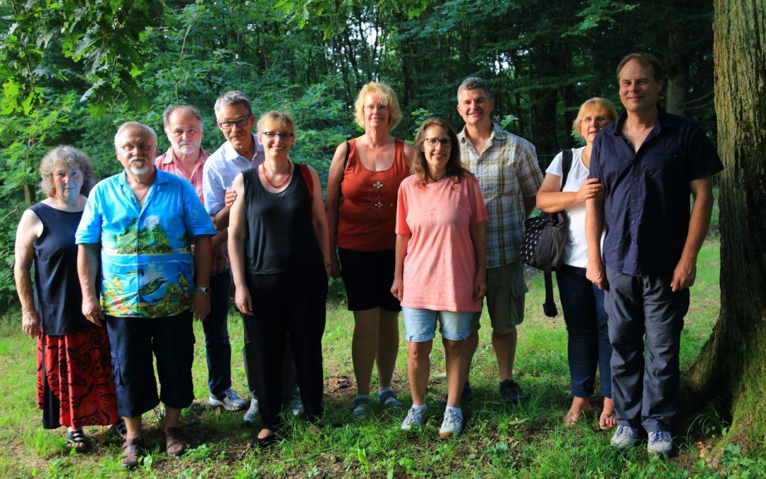 Sommertreffen 2017 auf dem Buchberg